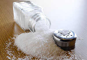 Excessive dietart salt is bad for you
